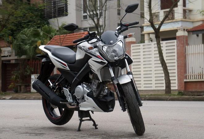 Trải nghiệm xế nổ thể thao Yamaha FZ150i ảnh 6