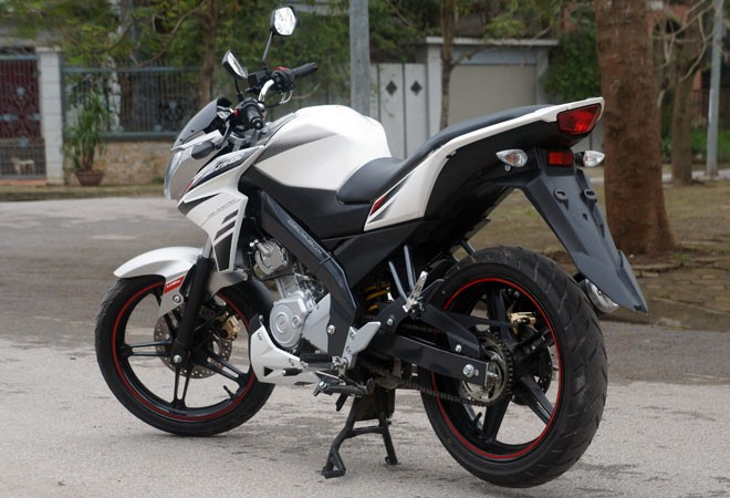 Trải nghiệm xế nổ thể thao Yamaha FZ150i ảnh 7