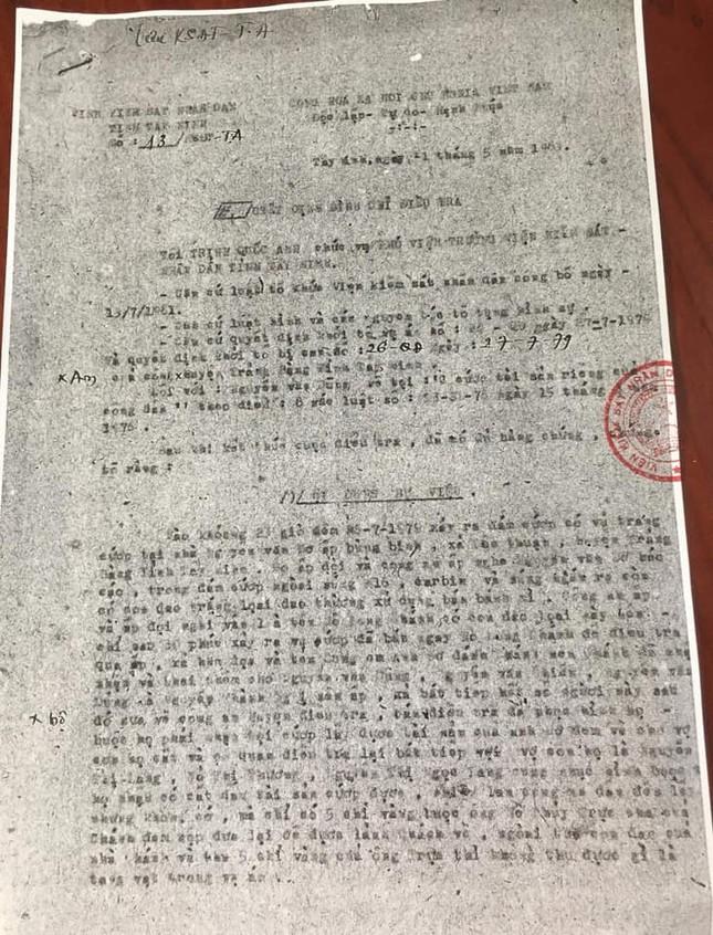 Trao quyết định đình chỉ điều tra cho 7 công dân bị bắt giam oan ảnh 1