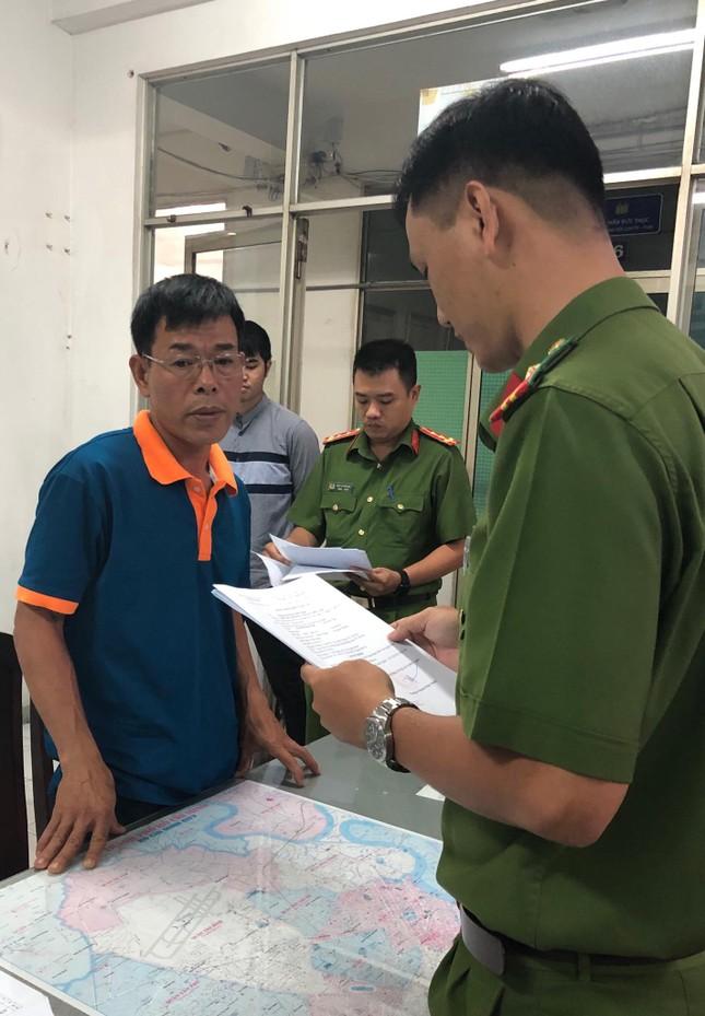 Khám xét nơi làm việc của Phó chánh án quận 4 Nguyễn Hải Nam ảnh 1