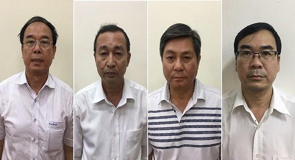 Truy nã Giám đốc Cty nhà trong vụ cựu Phó Chủ tịch UBND TPHCM Nguyễn Thành Tài ảnh 1