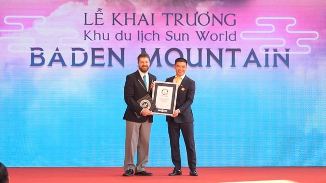Sun Group 'rinh' kỷ lục Guinness trong ngày khai trương Nhà ga cáp treo lớn nhất ảnh 6