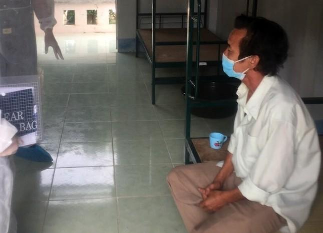 Xử phạt hàng loạt người vi phạm chống dịch COVID-19 ảnh 2