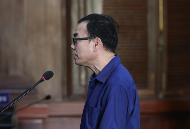 Cựu Phó chủ tịch TPHCM Nguyễn Hữu Tín hầu tòa liên quan đến Vũ 'nhôm' ảnh 3