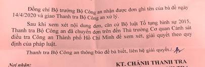 Bộ trưởng Công an giao Thanh tra Bộ xử lý vụ tiến sĩ Bùi Quang Tín tử vong ảnh 1