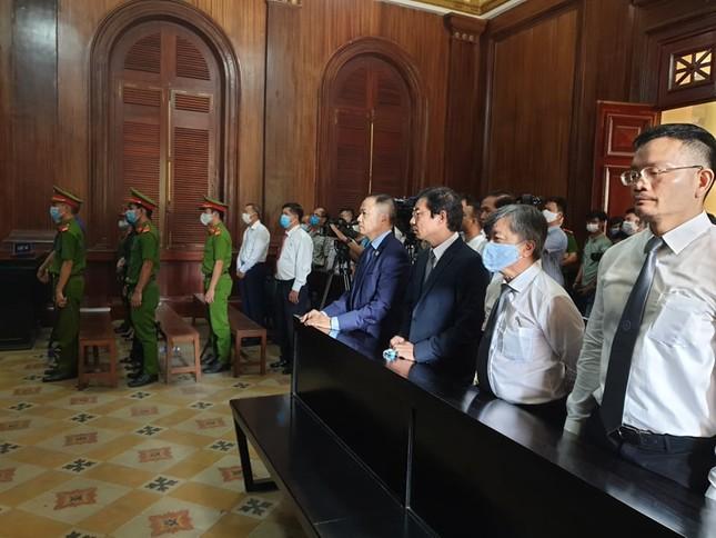Cựu Phó Chủ tịch UBND TPHCM Nguyễn Thành Tài bị đề nghị 8-9 năm tù ảnh 3