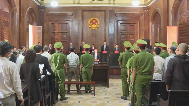 Nhóm khủng bố trụ sở công an tại quận Tân Bình hầu tòa ảnh 1