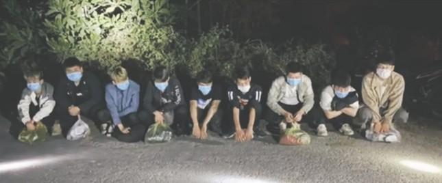 Tây Ninh phát hiện 16 người Trung Quốc nhập cảnh trái phép ảnh 2