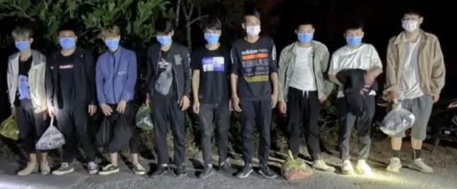 Tây Ninh phát hiện 16 người Trung Quốc nhập cảnh trái phép ảnh 3