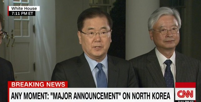 Những diễn biến dồn dập trên bán đảo Triều Tiên ảnh 13