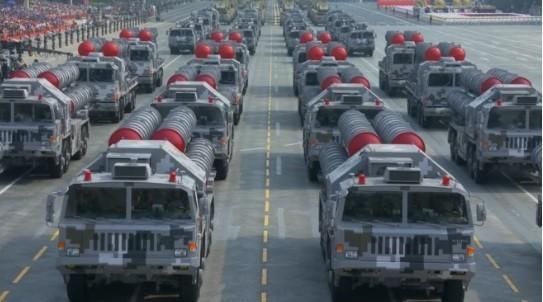 Những vũ khí 'khủng' xuất hiện tại lễ kỷ niệm 70 năm Quốc khánh Trung Quốc ảnh 2