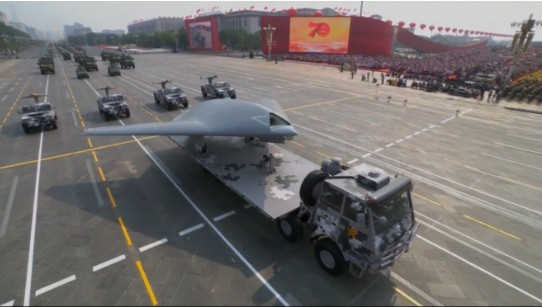 Những vũ khí 'khủng' xuất hiện tại lễ kỷ niệm 70 năm Quốc khánh Trung Quốc ảnh 1