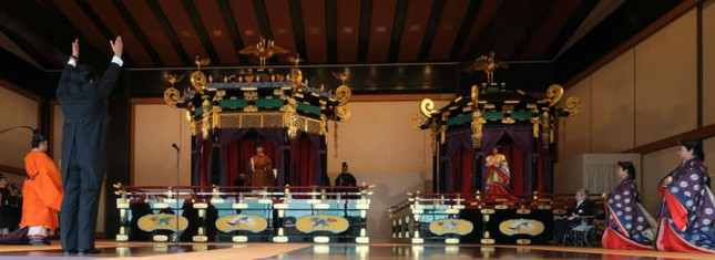 Thủ tướng Nguyễn Xuân Phúc dự lễ đăng quang của Nhà vua Nhật Bản ảnh 1