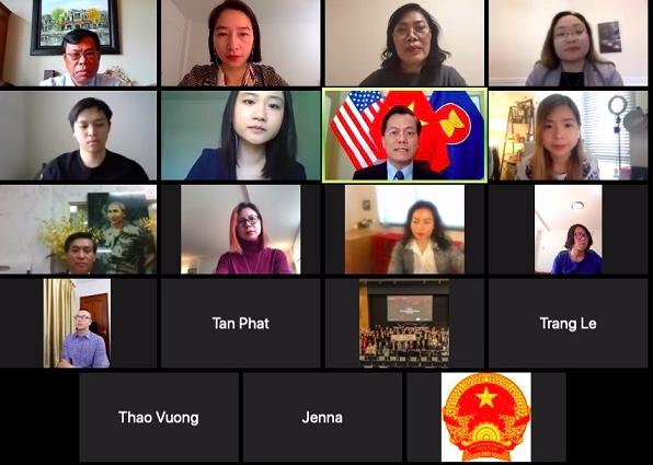 COVID-19 diễn biến nghiêm trọng, gần 1.000 người Việt ở Mỹ đăng ký về nước ảnh 1