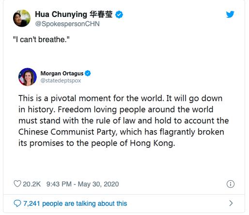 Trung Quốc, Iran chế nhạo Mỹ khi biểu tình lan rộng ảnh 1