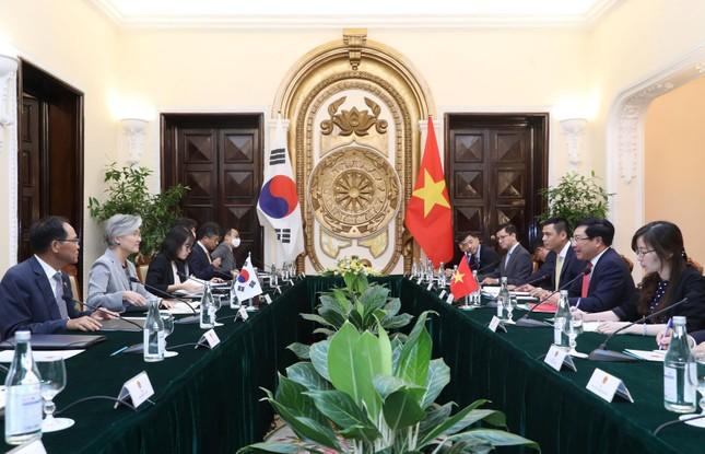 Khách nước ngoài đầu tiên thăm chính thức Việt Nam từ khi COVID-19 bùng phát ảnh 1