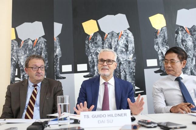 Đại sứ Đức giải thích lý do Berlin đưa ra tuyên bố về biển Đông ảnh 1