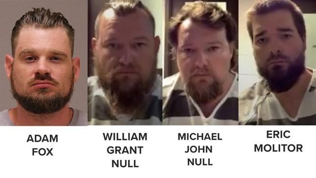 FBI tóm gọn nhóm vũ trang âm mưu bắt cóc nữ thống đốc Michigan ảnh 1