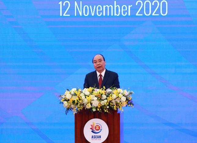 Tổng Bí thư, Chủ tịch nước Nguyễn Phú Trọng dự khai mạc Hội nghị cấp cao ASEAN 37 ảnh 4