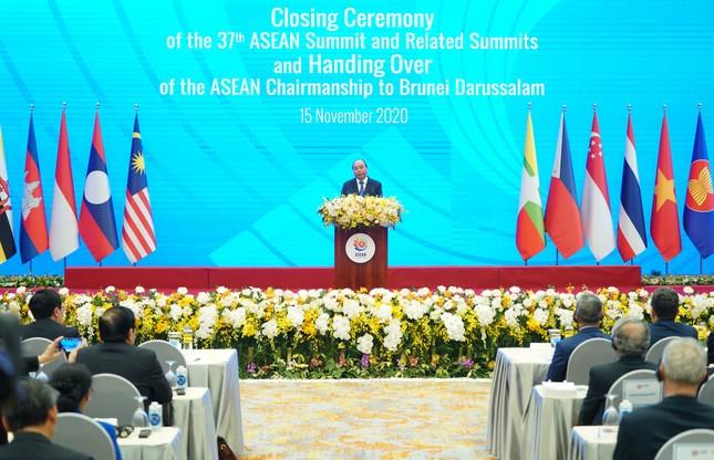 Việt Nam chuyển giao vai trò Chủ tịch ASEAN cho Brunei ảnh 2