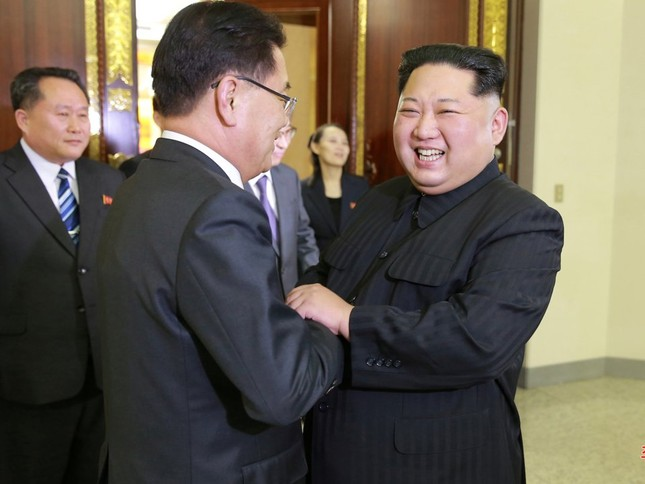 Những diễn biến dồn dập trên bán đảo Triều Tiên ảnh 8