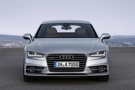 Nhận diện bộ đôi A7 và S7 Sportback của Audi ảnh 1
