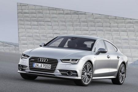 Nhận diện bộ đôi A7 và S7 Sportback của Audi ảnh 2