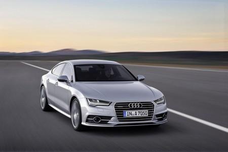 Nhận diện bộ đôi A7 và S7 Sportback của Audi ảnh 3