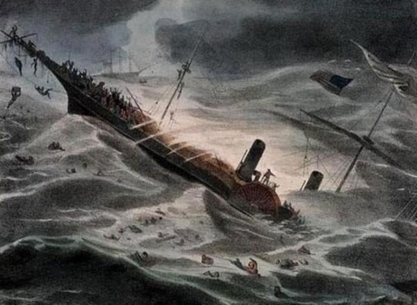 Vớt được gần 30 kg vàng dưới Đại Tây Dương ảnh 1
