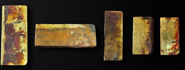 Vớt được gần 30 kg vàng dưới Đại Tây Dương ảnh 3