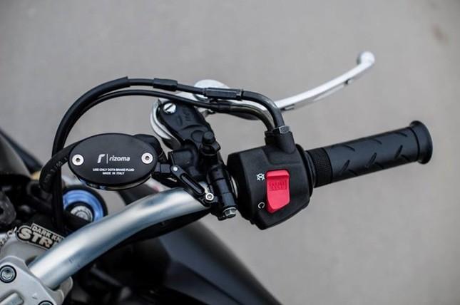 Honda CBR600 độ cực chất, đi chơi Tết của biker Hà Nội ảnh 11