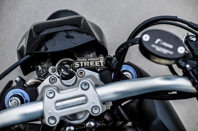 Honda CBR600 độ cực chất, đi chơi Tết của biker Hà Nội ảnh 12
