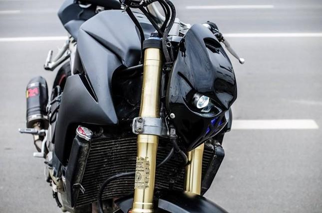 Honda CBR600 độ cực chất, đi chơi Tết của biker Hà Nội ảnh 14