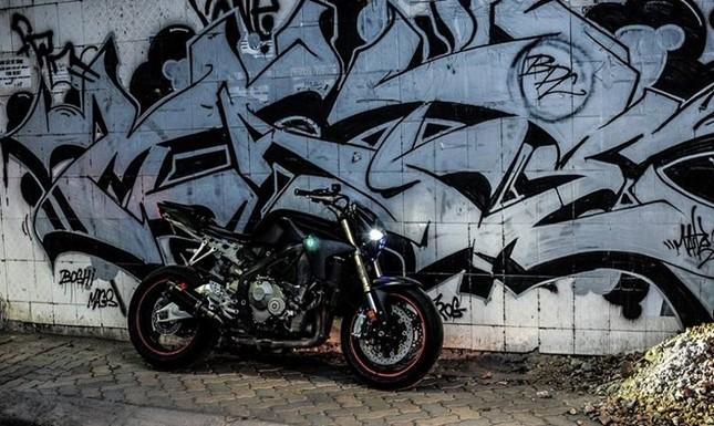 Honda CBR600 độ cực chất, đi chơi Tết của biker Hà Nội ảnh 15