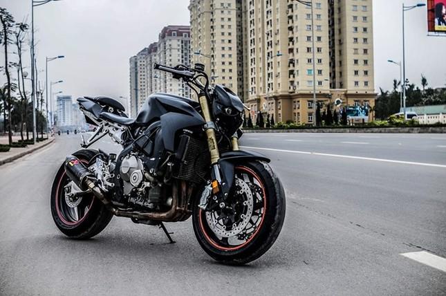 Honda CBR600 độ cực chất, đi chơi Tết của biker Hà Nội ảnh 1