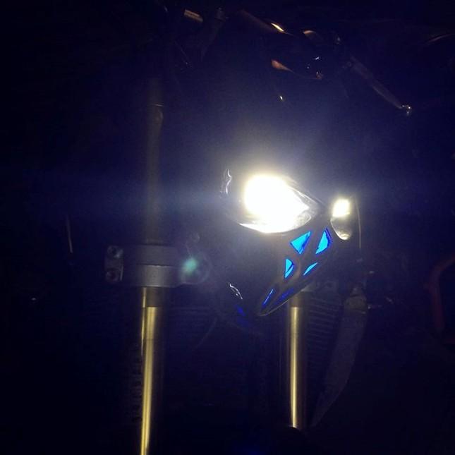 Honda CBR600 độ cực chất, đi chơi Tết của biker Hà Nội ảnh 3