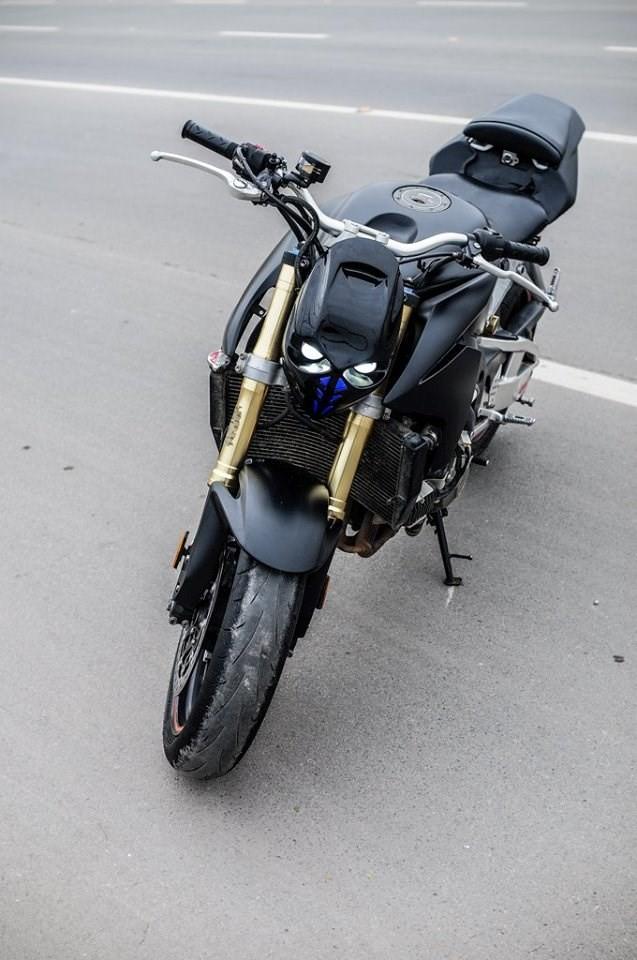 Honda CBR600 độ cực chất, đi chơi Tết của biker Hà Nội ảnh 6