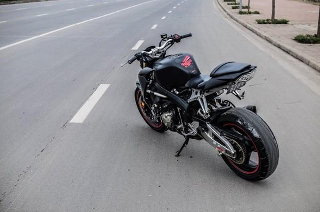 Honda CBR600 độ cực chất, đi chơi Tết của biker Hà Nội ảnh 8