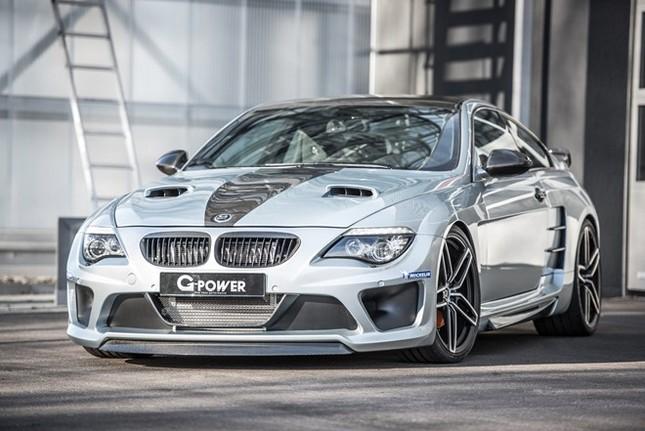 Chiêm ngưỡng BMW M6 hàng độc của tỷ phú Ả-rập ảnh 1