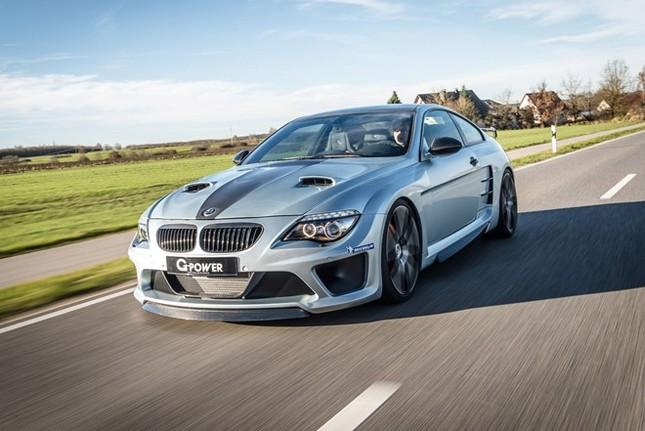 Chiêm ngưỡng BMW M6 hàng độc của tỷ phú Ả-rập ảnh 5