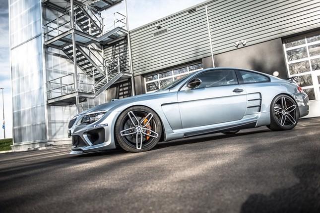 Chiêm ngưỡng BMW M6 hàng độc của tỷ phú Ả-rập ảnh 7