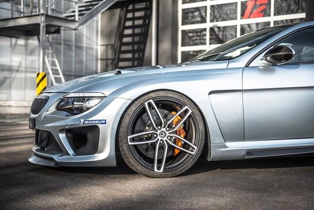 Chiêm ngưỡng BMW M6 hàng độc của tỷ phú Ả-rập ảnh 8