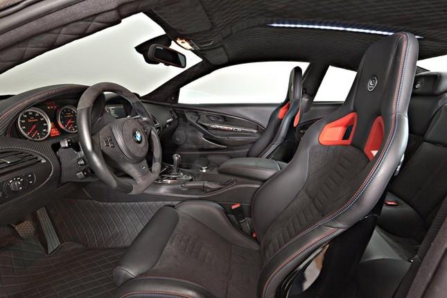 Chiêm ngưỡng BMW M6 hàng độc của tỷ phú Ả-rập ảnh 9