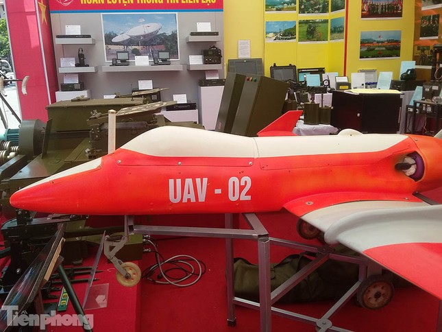 Khám phá vũ khí đặc trưng của quân đội Việt Nam ảnh 16