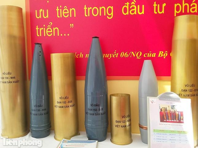 Khám phá vũ khí đặc trưng của quân đội Việt Nam ảnh 17
