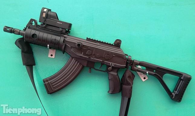 Khám phá vũ khí đặc trưng của quân đội Việt Nam ảnh 2