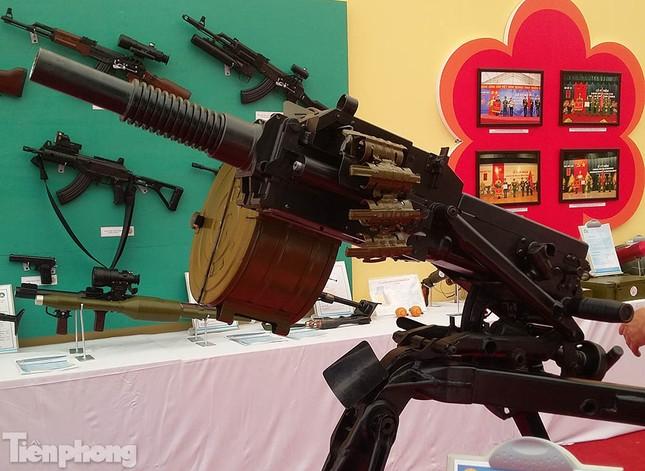 Khám phá vũ khí đặc trưng của quân đội Việt Nam ảnh 5