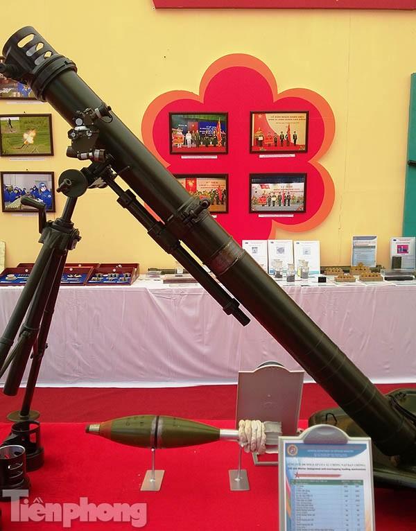Khám phá vũ khí đặc trưng của quân đội Việt Nam ảnh 6
