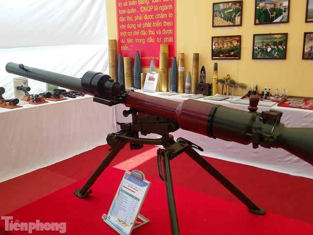 Khám phá vũ khí đặc trưng của quân đội Việt Nam ảnh 7