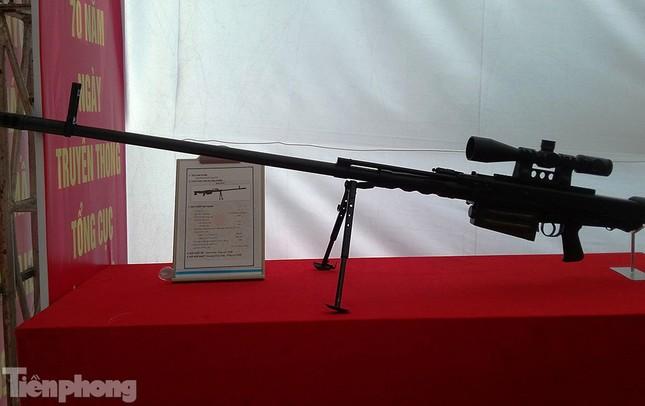 Khám phá vũ khí đặc trưng của quân đội Việt Nam ảnh 8
